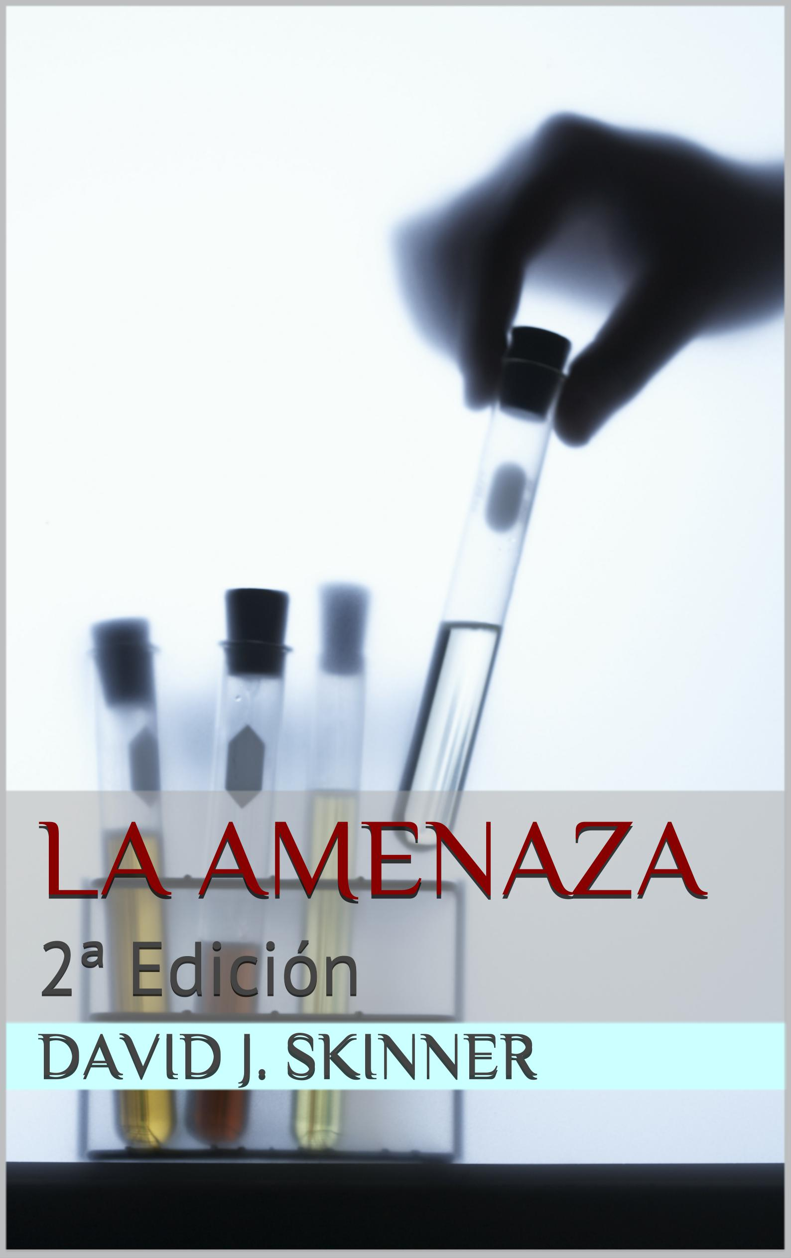 La amenaza_kindle