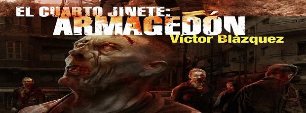 Reseña – El cuarto jinete: Armagedón   David J. Skinner