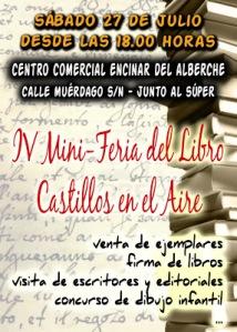 IV Mini-Feria del Libro Castillos en el Aire